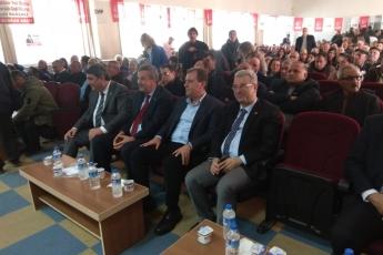 CHP Mut İlçe Kongresine Katılımımız.-04