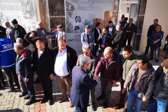 Mersin Milletvekillerimiz Cengiz Gökçel ve Ali Mahir Başarır İle Birlikte CHP Anamur İlçe Örgütümüzü Ziyaretimiz.-01