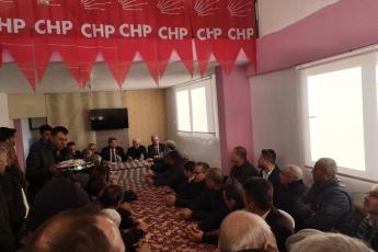 Mersin Milletvekillerimiz Cengiz Gökçel ve Ali Mahir Başarır İle Birlikte CHP Aydıncık İlçe Örgütümüzü Ziyaretimiz.-01