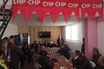Mersin Milletvekillerimiz Cengiz Gökçel ve Ali Mahir Başarır İle Birlikte CHP Aydıncık İlçe Örgütümüzü Ziyaretimiz.-02