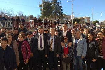 Mersin Milletvekillerimiz Cengiz Gökçel ve Ali Mahir Başarır İle Birlikte CHP Mut İlçe Örgütümüzü Ziyaretimiz.-04