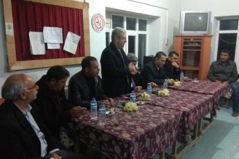 Mersin Milletvekillerimiz Cengiz Gökçel ve Ali Mahir Başarır İle Birlikte CHP Silifke İlçesi Kurtuluş Mahallesinde Vatandaşlarımız İle Buluşmamız.-01