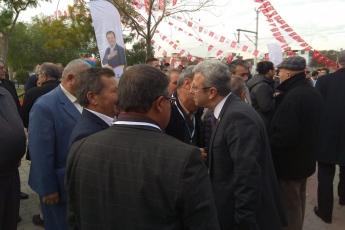 CHP Tarsus İlçe Başkanlığı 12. Olağan Kongresine Katılımımız.-01