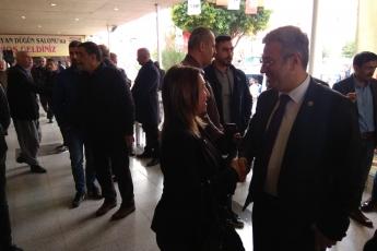 CHP Tarsus İlçe Başkanlığı 12. Olağan Kongresine Katılımımız.-02