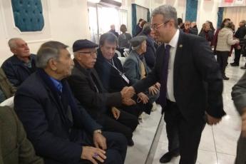 CHP Tarsus İlçe Başkanlığı 12. Olağan Kongresine Katılımımız.-03