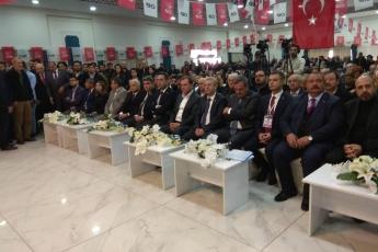 CHP Tarsus İlçe Başkanlığı 12. Olağan Kongresine Katılımımız.-04