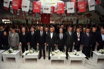 CHP Tarsus İlçe Başkanlığı 12. Olağan Kongresine Katılımımız.-06
