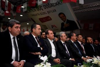 CHP Tarsus İlçe Başkanlığı 12. Olağan Kongresine Katılımımız.-07