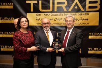 TURAB Türk Arap Ülkeleri İş İnsanları Derneği Kuruluşunun 16. Yıldönümüne Katılımımız.-02