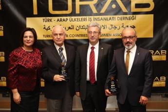 TURAB Türk Arap Ülkeleri İş İnsanları Derneği Kuruluşunun 16. Yıldönümüne Katılımımız.-03