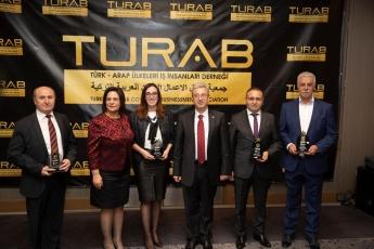 TURAB Türk Arap Ülkeleri İş İnsanları Derneği Kuruluşunun 16. Yıldönümüne Katılımımız.-04