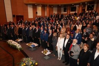Rotary Kulüpleri Meslek Hizmetleri Ödül Törenine Katımımız.-01