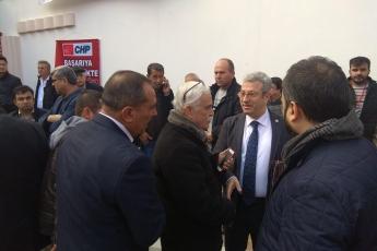 CHP Erdemli İlçe Başkanlığı Kongresine Katılımımız.-03