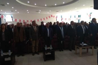 CHP Erdemli İlçe Başkanlığı Kongresine Katılımımız.-08