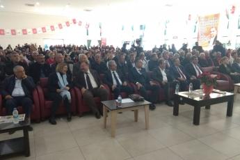 CHP Erdemli İlçe Başkanlığı Kongresine Katılımımız.-09