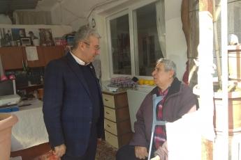 Cumhuriyet Mahallesi Esnaf ve Kahvehanelerini Ziyaretimiz.