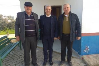 Hürriyet Mahallesi Muhtarı Orhan Deli'yi Ziyaretimiz.-01