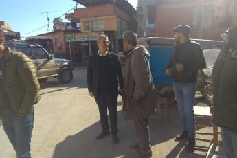 Adanalıoğlu Mahallesi Esnaf Ziyaretimiz.