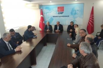 CHP Akdeniz İlçe Başkanlığı ve İlçe Örgütümüzü Ziyaretimiz.-02