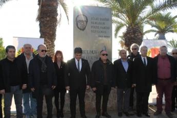 Uğur Mumcu Anıtı Önünde Gazeteciler Cemiyeti ile Uğur Mumcu Anma Töreni  ve Basın Açıklamasına Katılımımız.-04