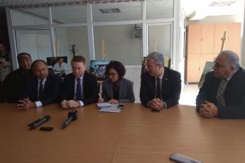Avustralya Büyükelçi Marc Innes-Brown'ın Roman Dernekleri Federasyonu Projesi Kapsamında AKROMFED Ziyaretine Katılımımız.-05
