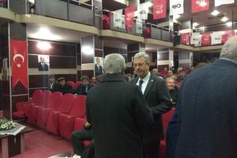CHP Adıyaman İli Merkez İlçe Kongresine Divan Başkanı Olarak Katılımımız.-01
