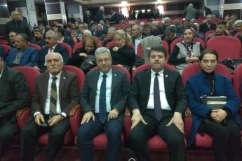 CHP Adıyaman İli Merkez İlçe Kongresine Divan Başkanı Olarak Katılımımız.-02