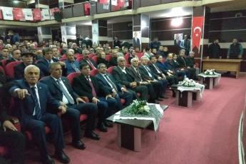 CHP Adıyaman İli Merkez İlçe Kongresine Divan Başkanı Olarak Katılımımız.-03