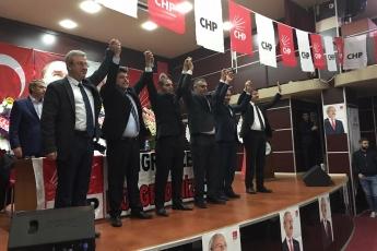 CHP Adıyaman İli Merkez İlçe Kongresine Divan Başkanı Olarak Katılımımız.-08