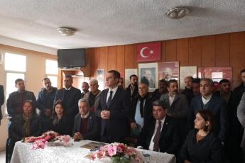 CHP Tarsus İlçe Başkanlığını ve Örgütümüzü Ziyaretimiz.-03