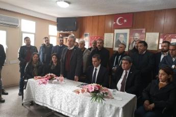 CHP Tarsus İlçe Başkanlığını ve Örgütümüzü Ziyaretimiz.-04