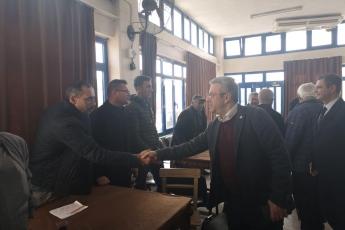Tarsus Kamyoncular ve Tırcılar Kooperatifini Ziyaretimiz.-01
