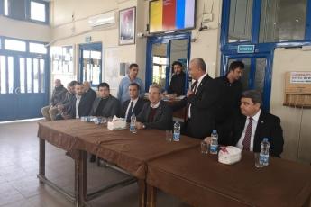 Tarsus Kamyoncular ve Tırcılar Kooperatifini Ziyaretimiz.-02