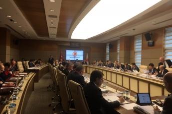 TBMM'de İçişleri Komisyonu Toplantısına Katılımımız.-04