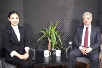 Medyascope TV de Ankara Muhabiri Özge Çakır ile Ankara Gündem Programına Katılımımız.