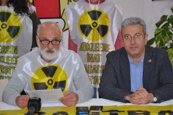 Gazeteciler Cemiyetinde NKPnin Fay Hattı Üzerindeki Nükleer Santral Hakkında Basın Açıklamasına Katılımımız.-02