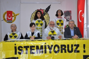 Gazeteciler Cemiyetinde NKPnin Fay Hattı Üzerindeki Nükleer Santral Hakkında Basın Açıklamasına Katılımımız.-03