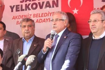 CHP Akdeniz Belediye Başkan Adayımız Sabit YELKOVAN'ın Seçim Ofisi Açılışına Katılımımız-01