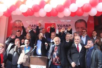 CHP Akdeniz Belediye Başkan Adayımız Sabit YELKOVAN'ın Seçim Ofisi Açılışına Katılımımız-02