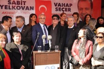 CHP Akdeniz Belediye Başkan Adayımız Sabit YELKOVAN'ın Seçim Ofisi Açılışına Katılımımız-03