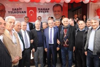 CHP Akdeniz Belediye Başkan Adayımız Sabit YELKOVAN'ın Seçim Ofisi Açılışına Katılımımız-04