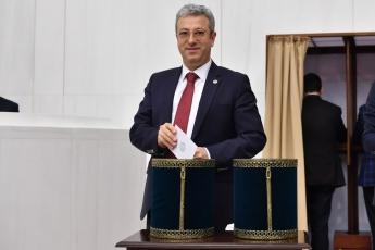 Türkiye Büyük Millet Meclisi Başkanlığı Seçimine Katılımımız