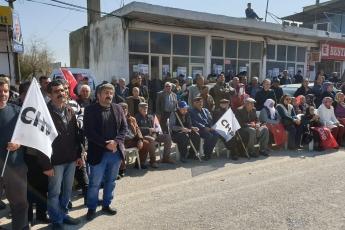 Gülnar İlçesi Zeyne Mahallesi Seçim Ofisimizin açılışına Katılımımız-02