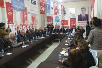 Tarsus  İlçe Örgütümüz ile birlikte Tarsus Yenice mahallesinde Halkımız İle Buluşmamız.-01