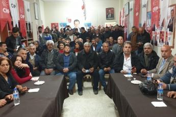Tarsus İlçe Örgütümüz ile birlikte Tarsus Yenice mahallesinde Halkımız İle Buluşmamız.-03