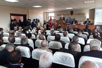 Tarsus Ziraat Odası Genel Kuruluna Katılımımız.-02
