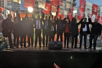 Mezitli İlçesi Viranşehir Mahallesinde; Milletvekillerimiz, İlçe Örgütümüz ve Belediye Başkan Adayımız İle Birlikte Halkla Buluşmamız.-01