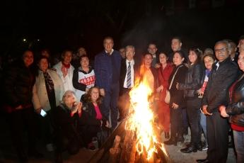 Mezitli İlçesi Viranşehir Mahallesinde; Milletvekillerimiz, İlçe Örgütümüz ve Belediye Başkan Adayımız İle Birlikte Halkla Buluşmamız.-05