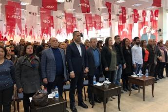 CHP Akdeniz İlçe Kadın Kolları Kongresine Katılımımız.-01