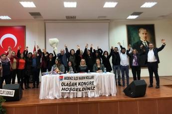 CHP Akdeniz İlçe Kadın Kolları Kongresine Katılımımız.-05